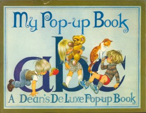 Janet Anne Grahame Johnstone My Pop up Book ABC