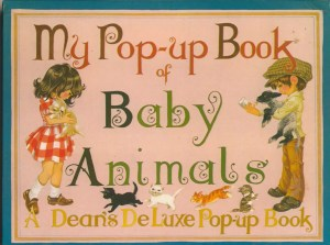 Janet Anne Grahame Johnstone My Pop up Book of Baby Animals