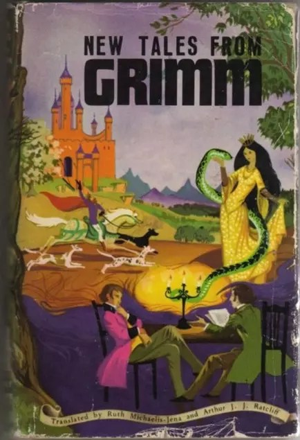 Janet Anne Grahame Johnstone New Tales from Grimm