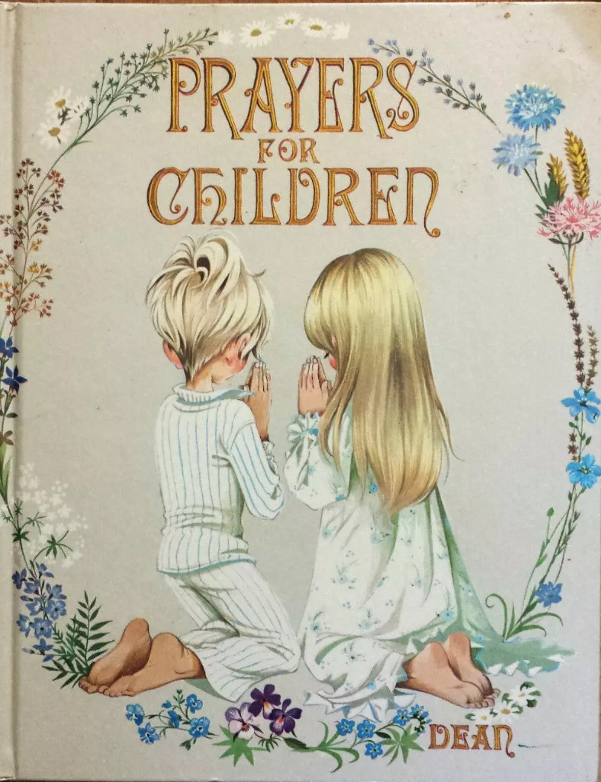 Janet Anne Grahame Johnstone Prayers for Children