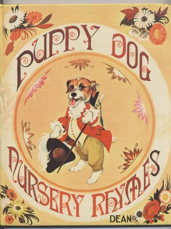 Janet Anne Grahame Johnstone Puppy Dog Nursery Rhymes