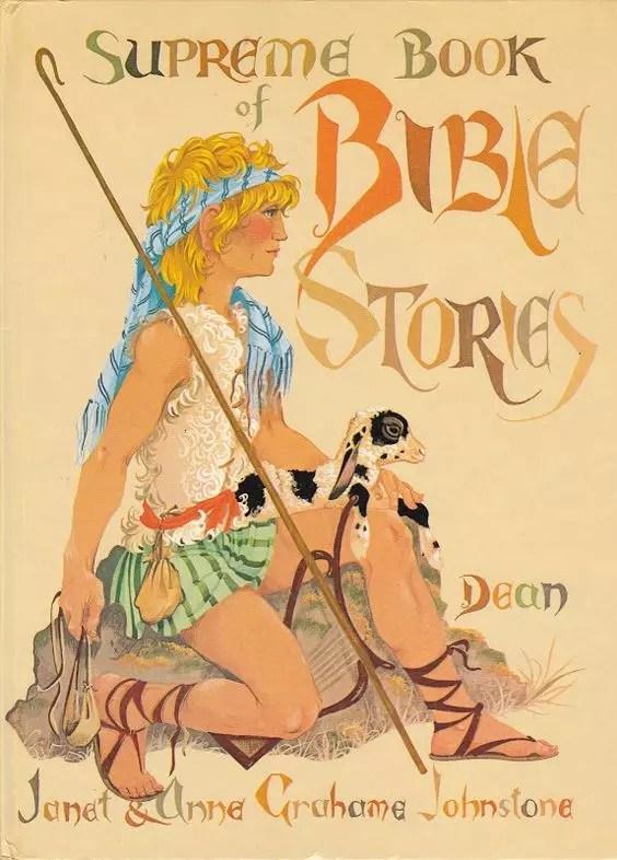 Janet Anne Grahame Johnstone Supreme Book of Bible Stories