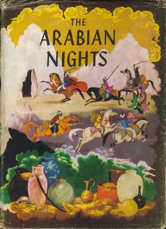 Janet Anne Grahame Johnstone The Arabian Nights