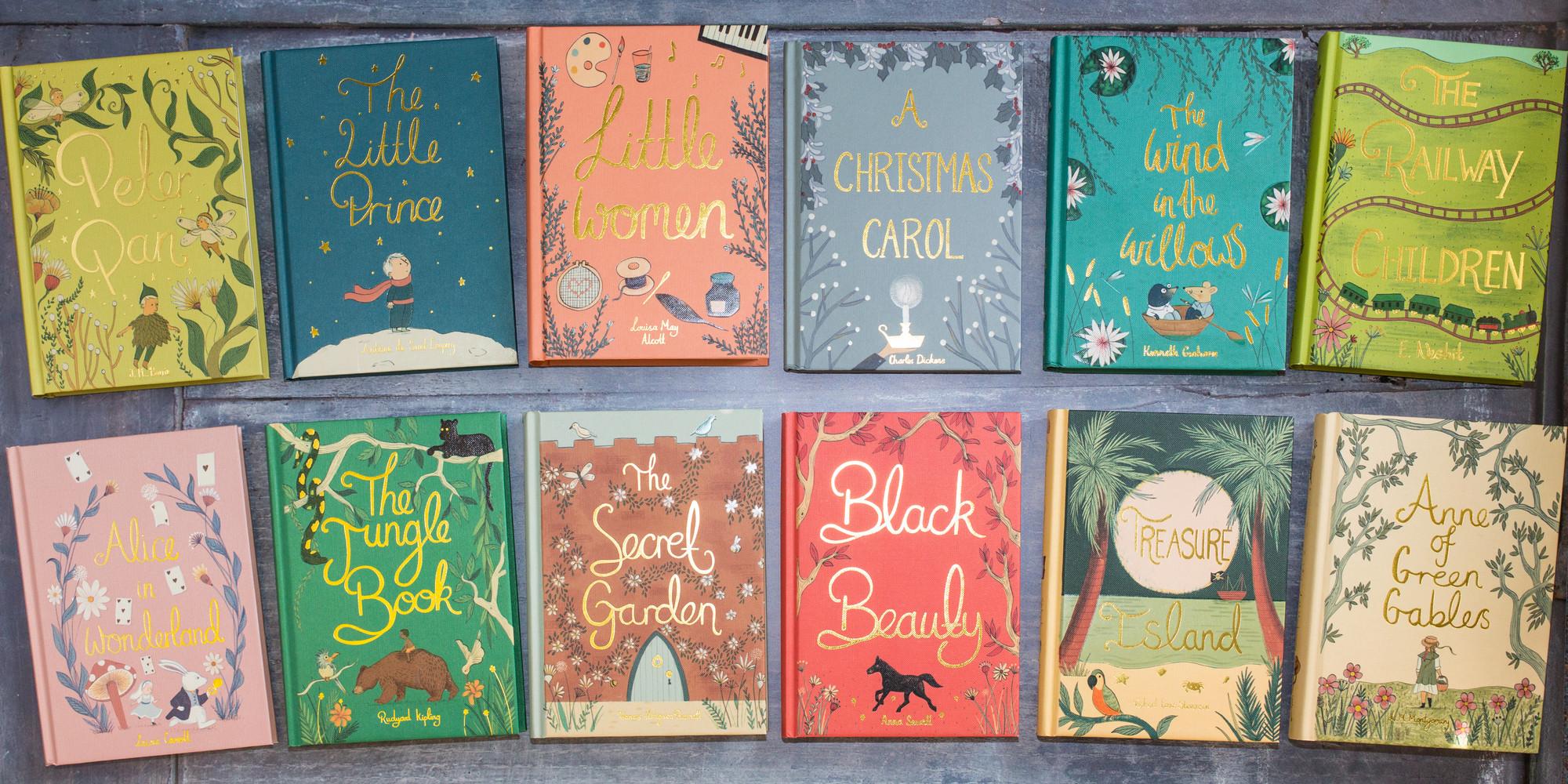 beautifulbooks.info   wordsworth collectors editions full spread