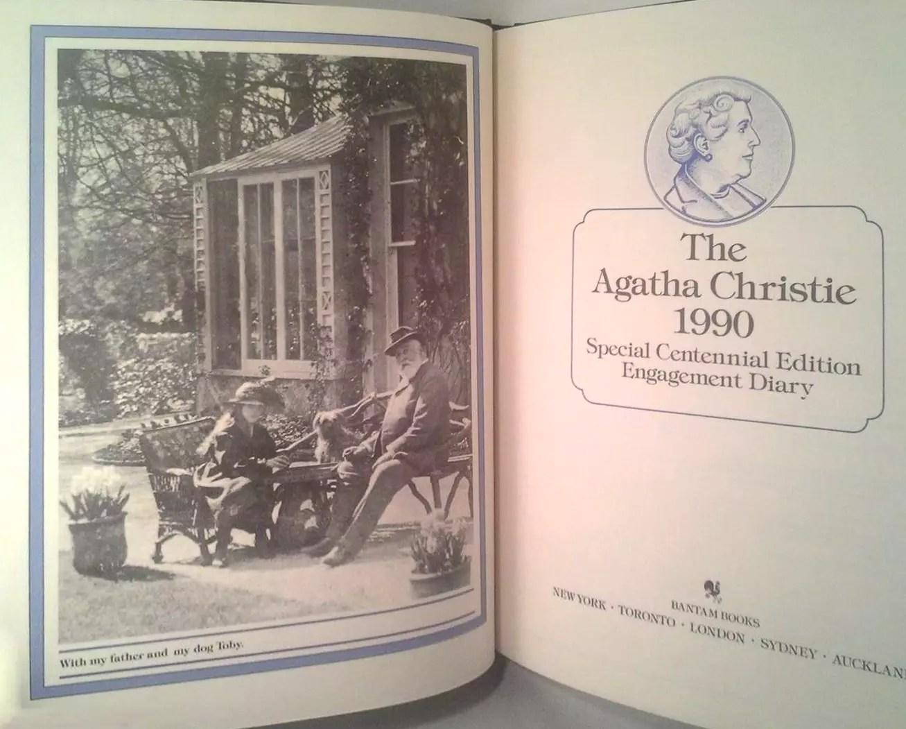 Bantam Christie Engagement Diary int 3 web