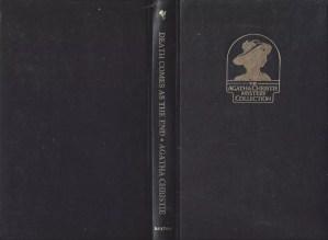 agatha christie bantam books cover