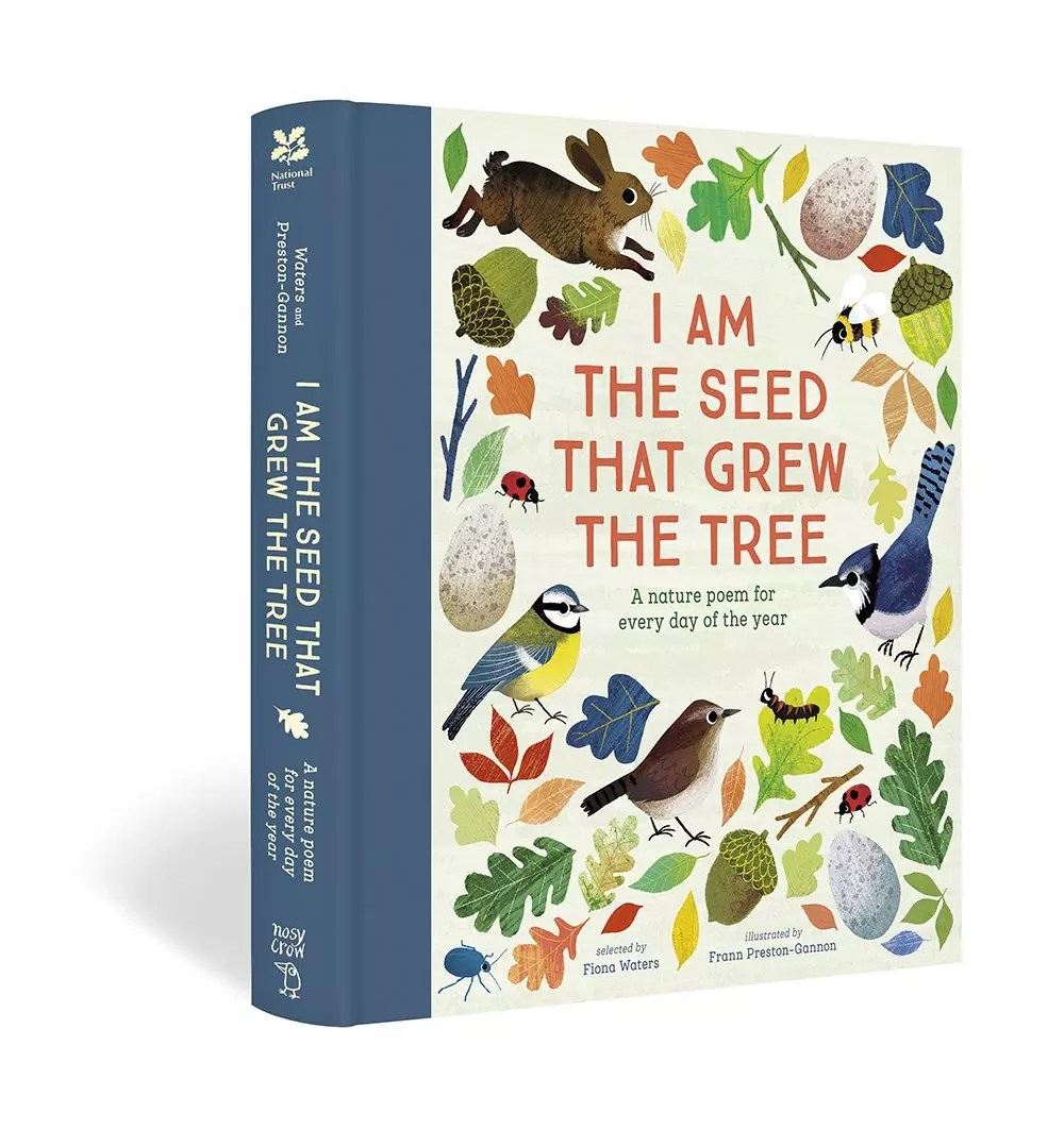 i am the seed book