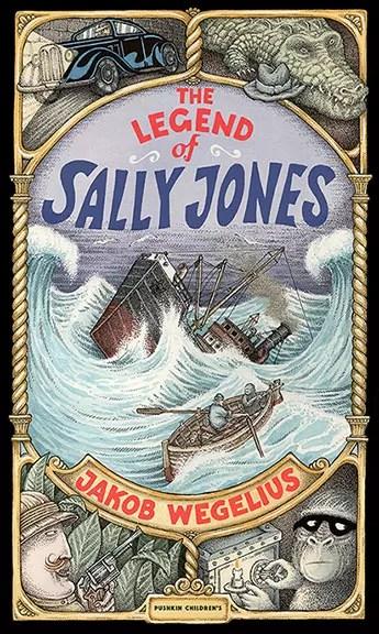 legend of sally jones
