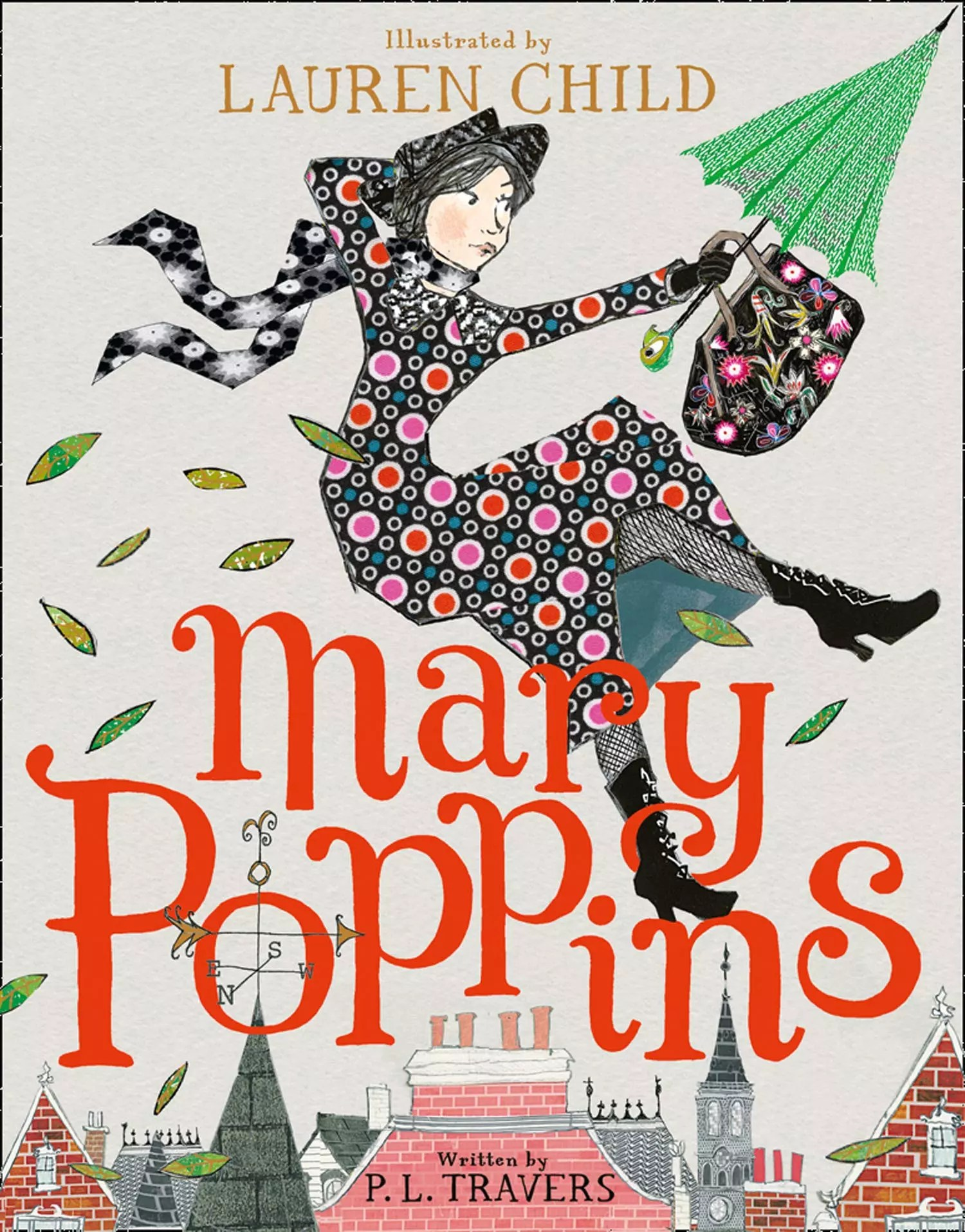 mary poppins lauren child