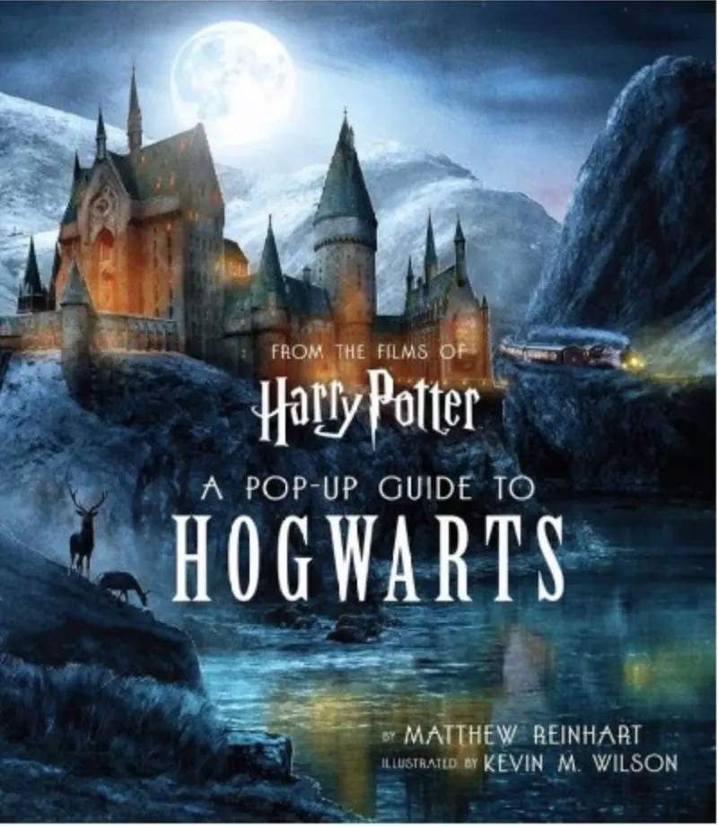 pop up guide to hogwarts