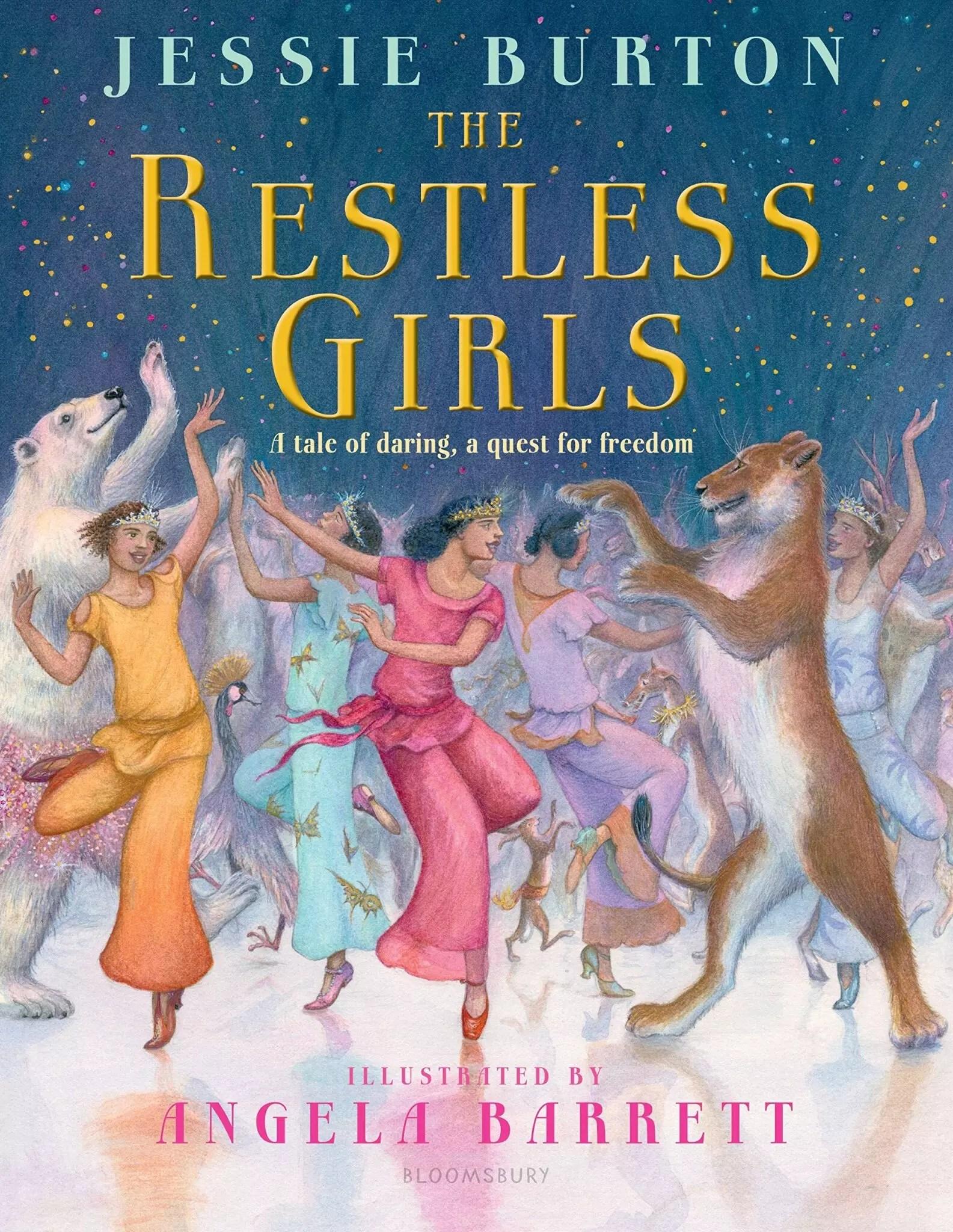 restless girls cover