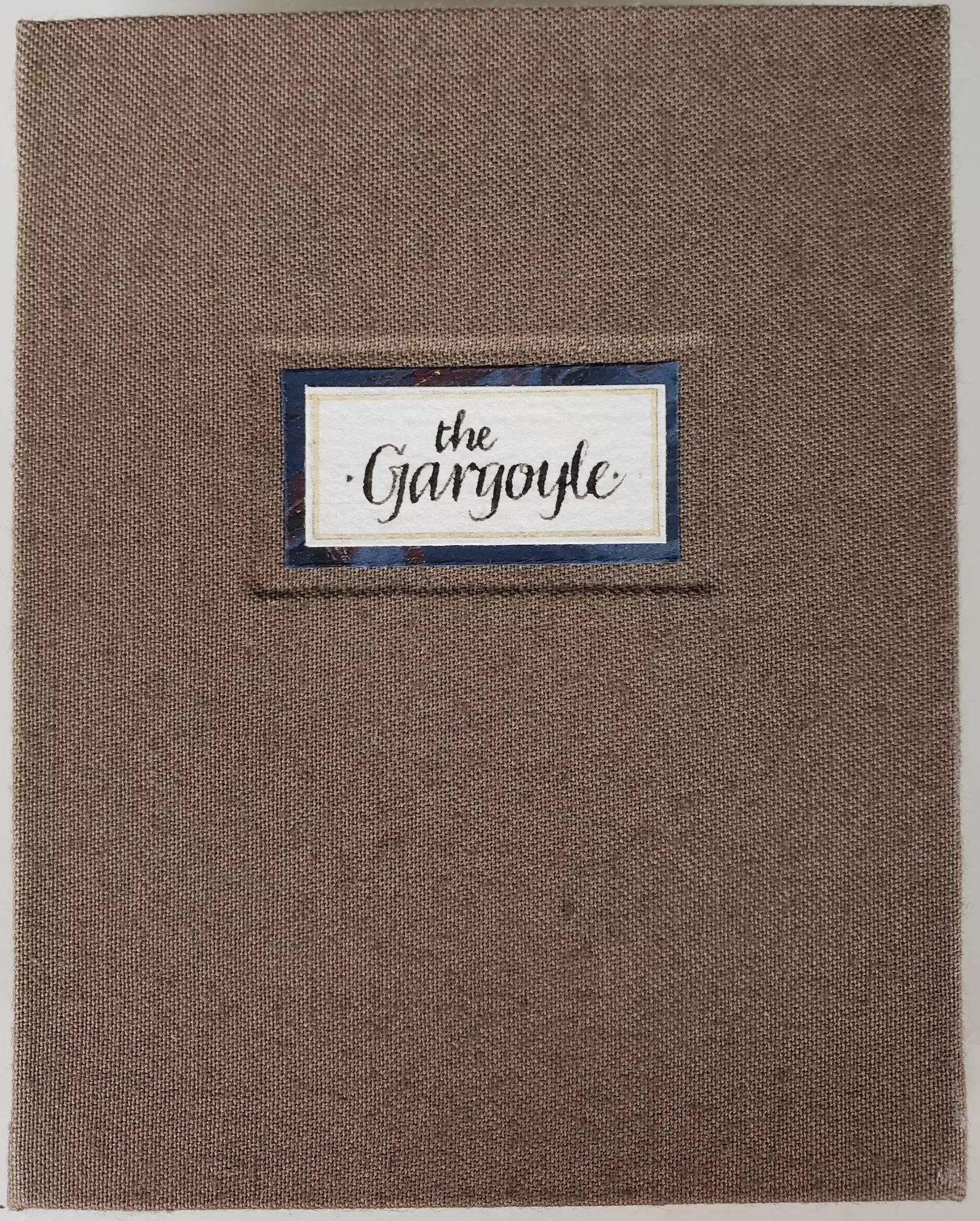 1988 CVS The Gargoyle cover