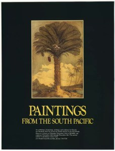 1989 paintings from the south pacific poster 2