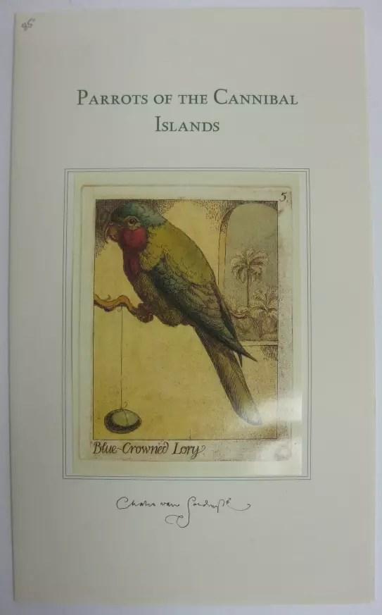 1990 CVS Parrots of the Cannibal Islands