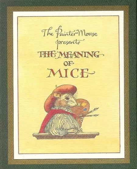 2002 CVS The Meaning of Mice