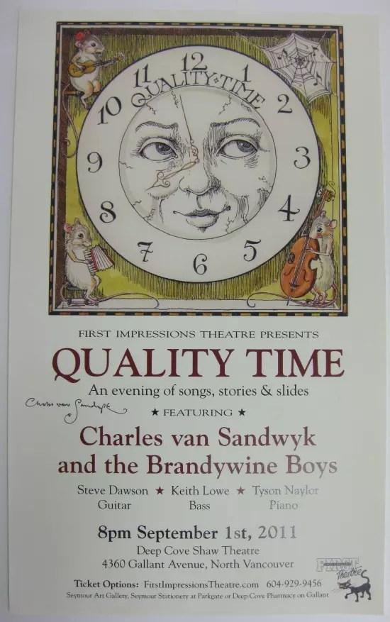 2011 CVS Poster Quality Time