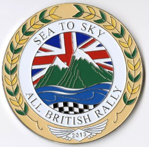 2013 CVS Sea to Sky Medallion