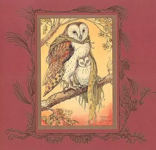 Loving Owls CVS carousel
