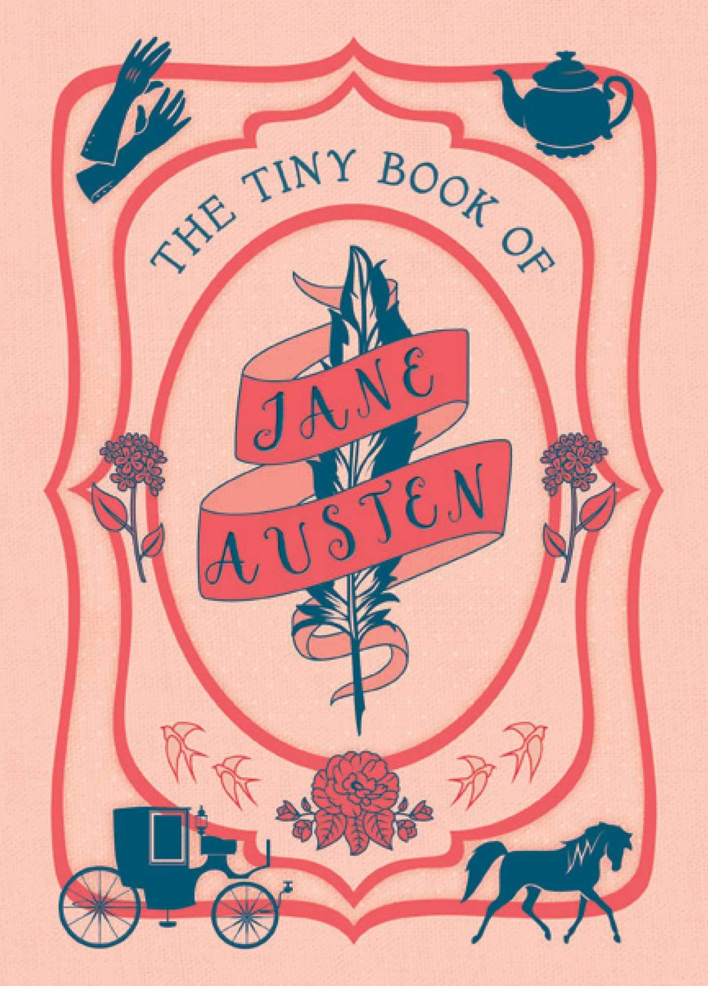 Tiny Jane Austen cover