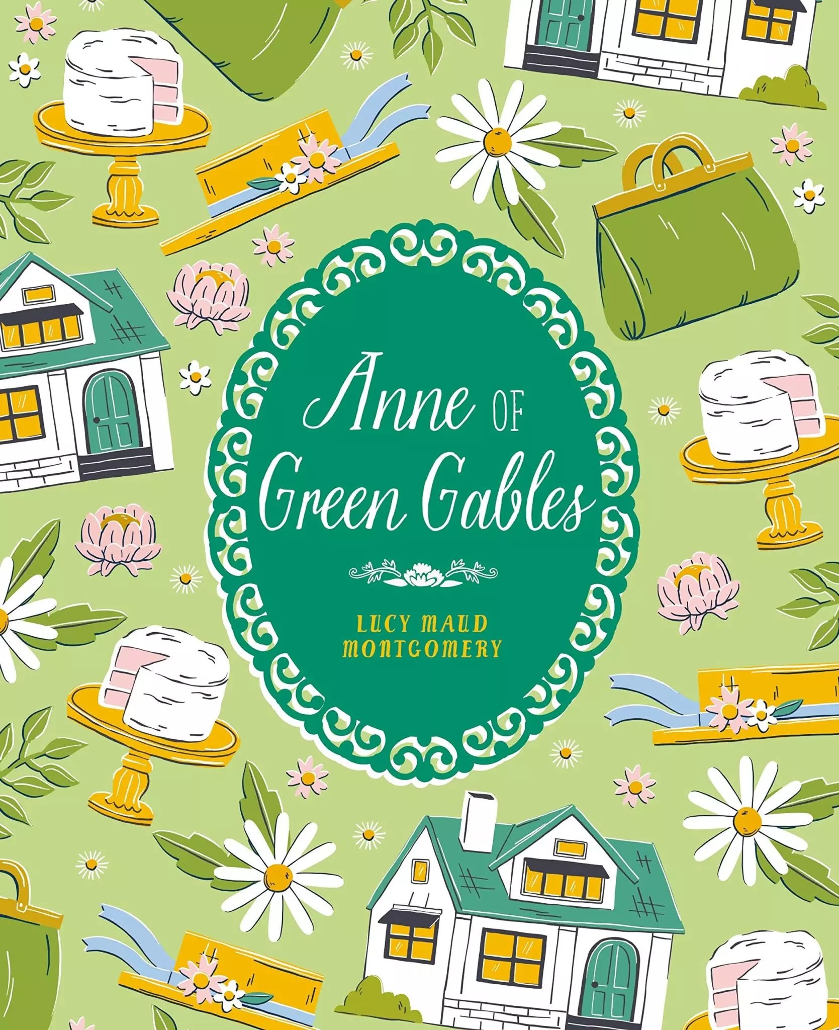 arcturus slipcased anne of green gables cover