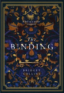bridget collins the binding uk cover