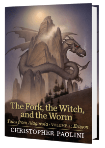 christopher paolini fork witch worm cover