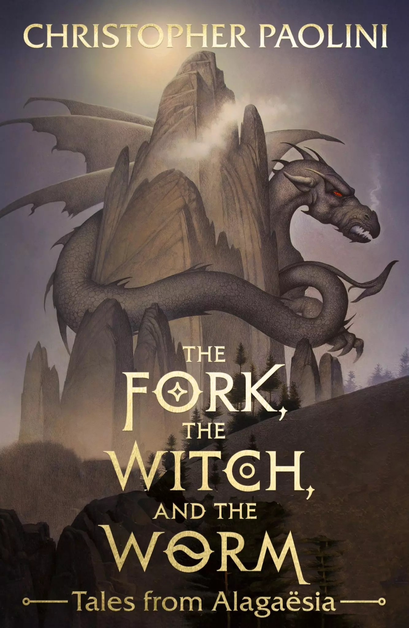 christopher paolini fork witch worm