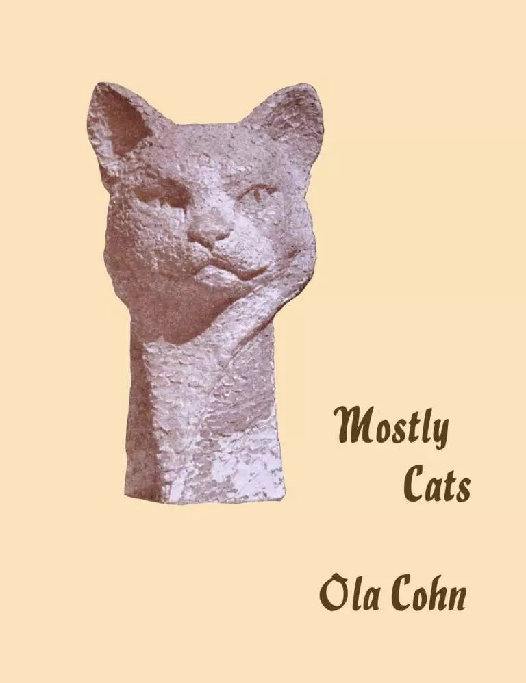 ola cohn Mostly Cats Cover
