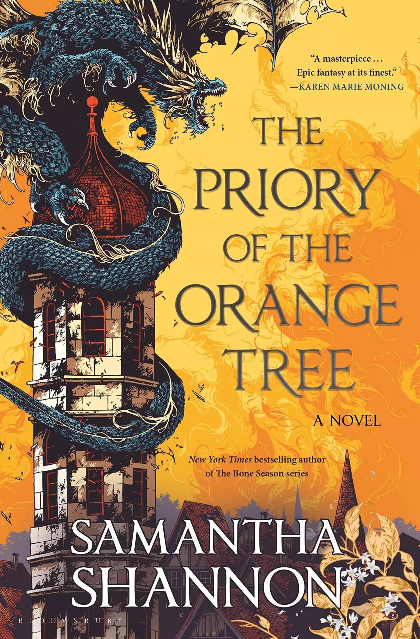 samantha shannon priory of the orange tree