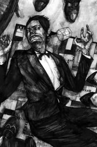 Agatha Christie And Then There Were None FS David Lupton illus 5