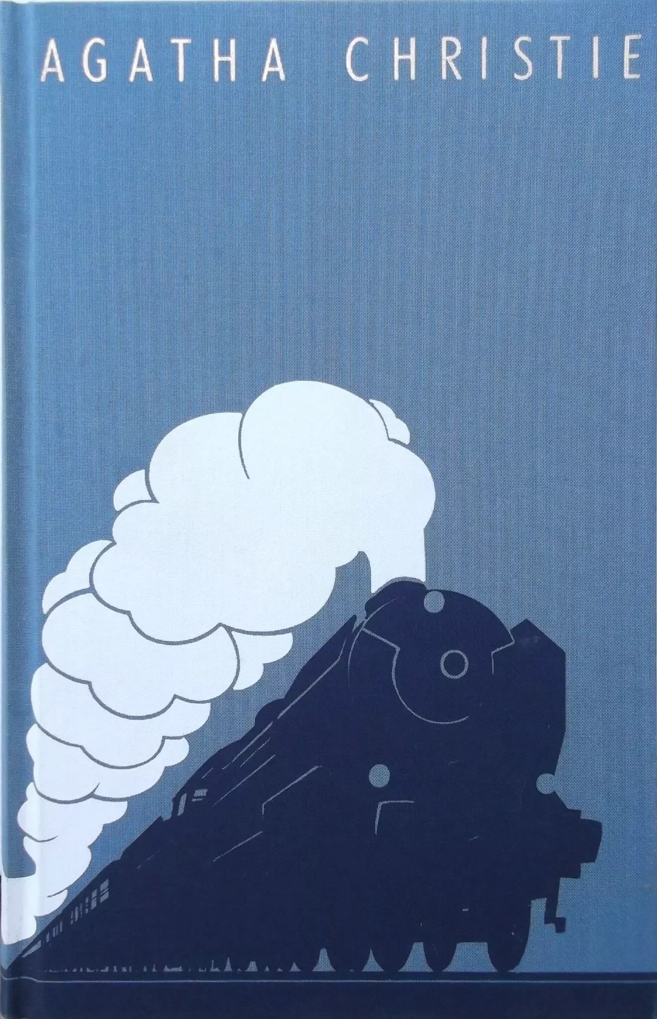 FS agatha christie mystery of the blue train