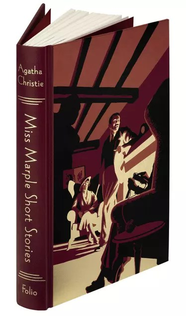 Folio Society Agatha Christie Andrew Davidson Marple Short Stories