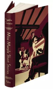 Folio Society Agatha Christie Andrew Davidson Marple Short Stories