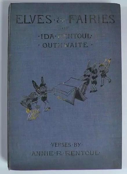 Ida Rentoul Outhwaite Elves Fairies 1st Ed