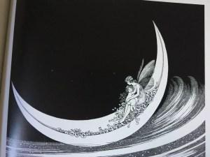 Ida Rentoul Outhwaite Fairyland Moonboat