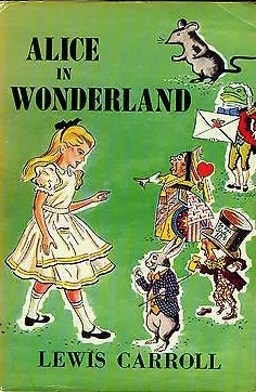 JDE Alice c1954 Tenniel DJ Cover v2