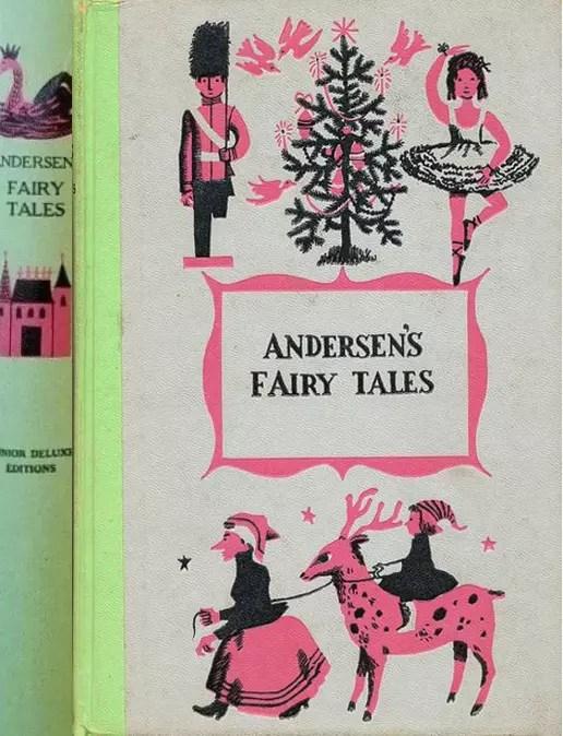 JDE Andersens Fairy Tales FULL cover