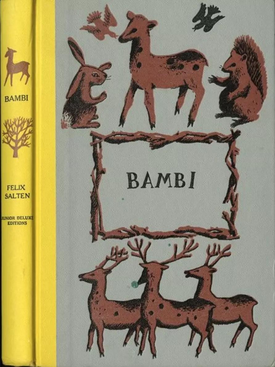 JDE Bambi FULL cover