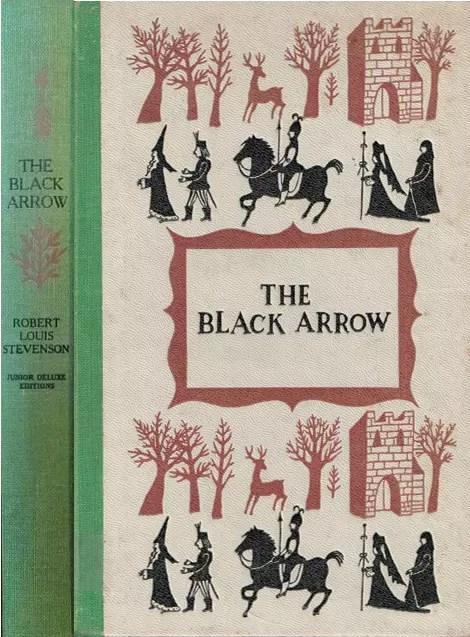 JDE Black Arrow Green Cloth FULL cover