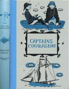 JDE Captains Courageous FULL blue cover