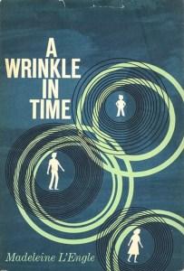 JDE Cover A Wrinkle in Time Madeleine LEngle DJ