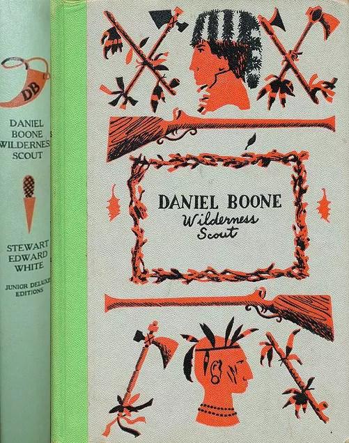 JDE Daniel Boone green FULL cover