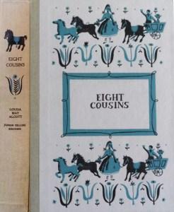 JDE Eight Cousins FULL grey