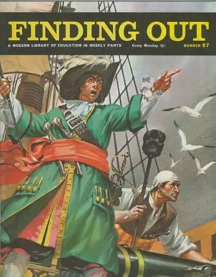 Finding Out 57 cover