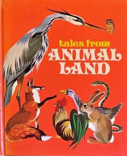 Grahame Johnstone Mae Broadley Tales from Animal Land
