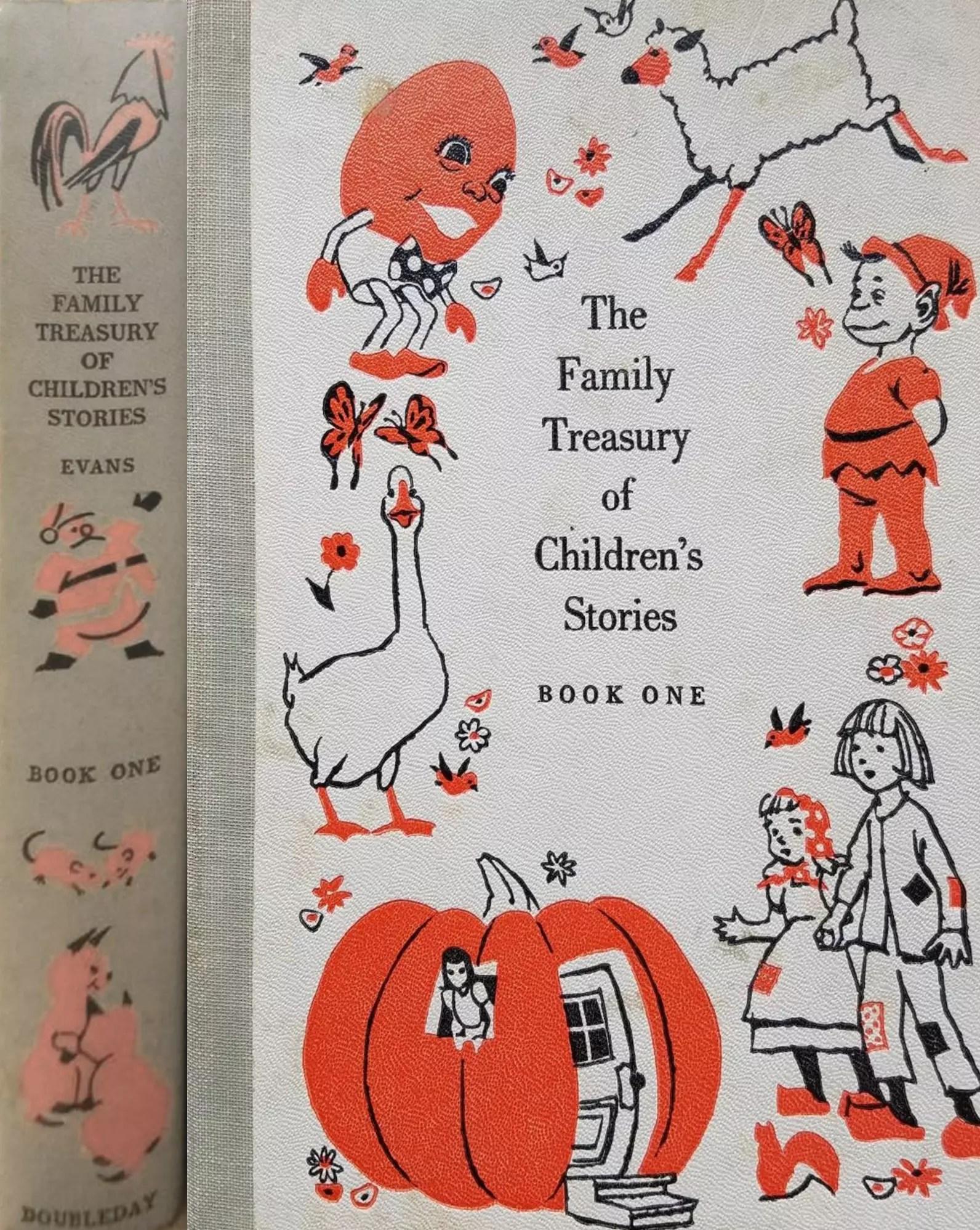 JDE Family Treasury Book 1 FULL cover