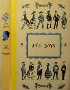 JDE Jos Boys FULL yellow cover