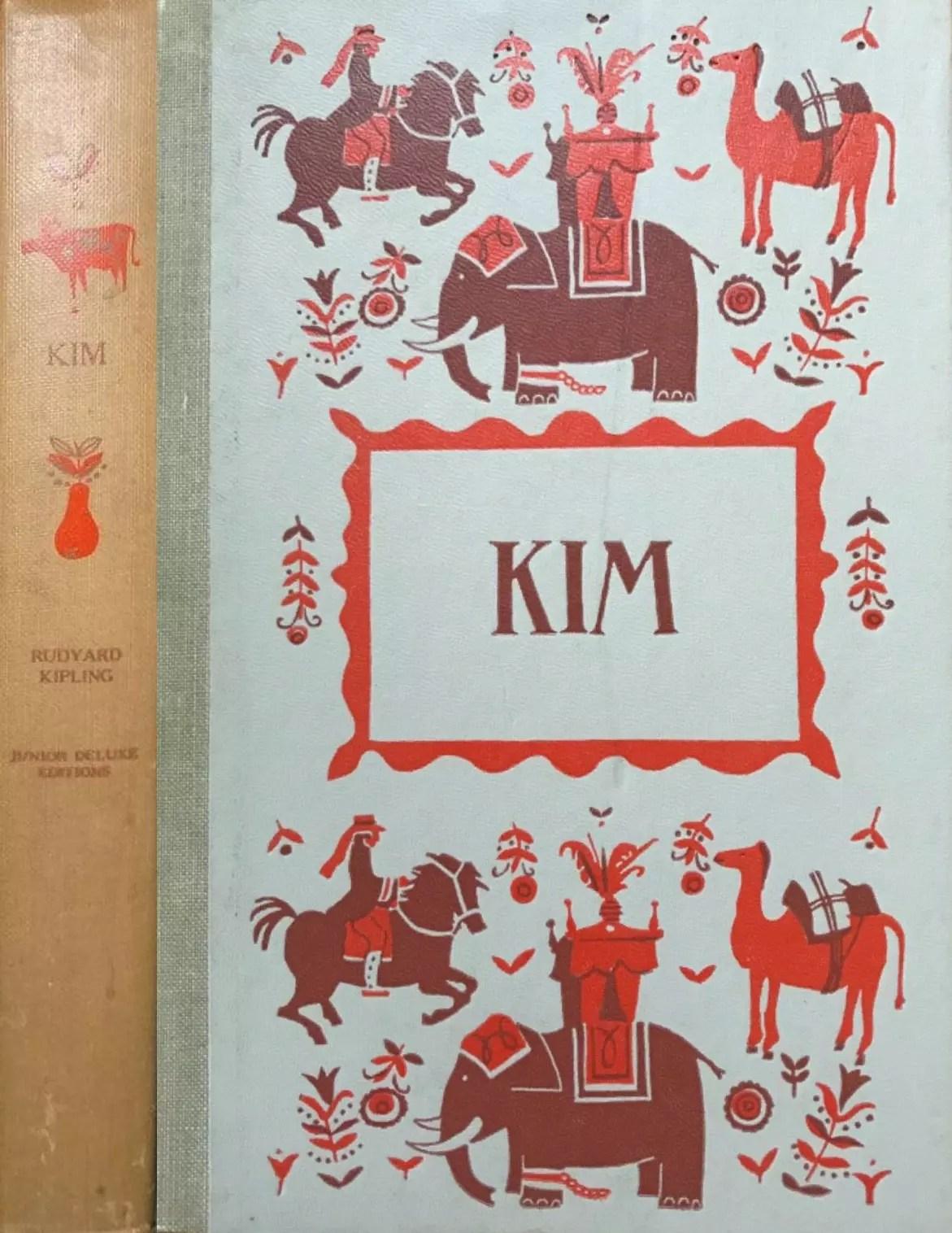 JDE Kim FULL grey red cover