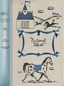 JDE National Velvet FULL blue cover