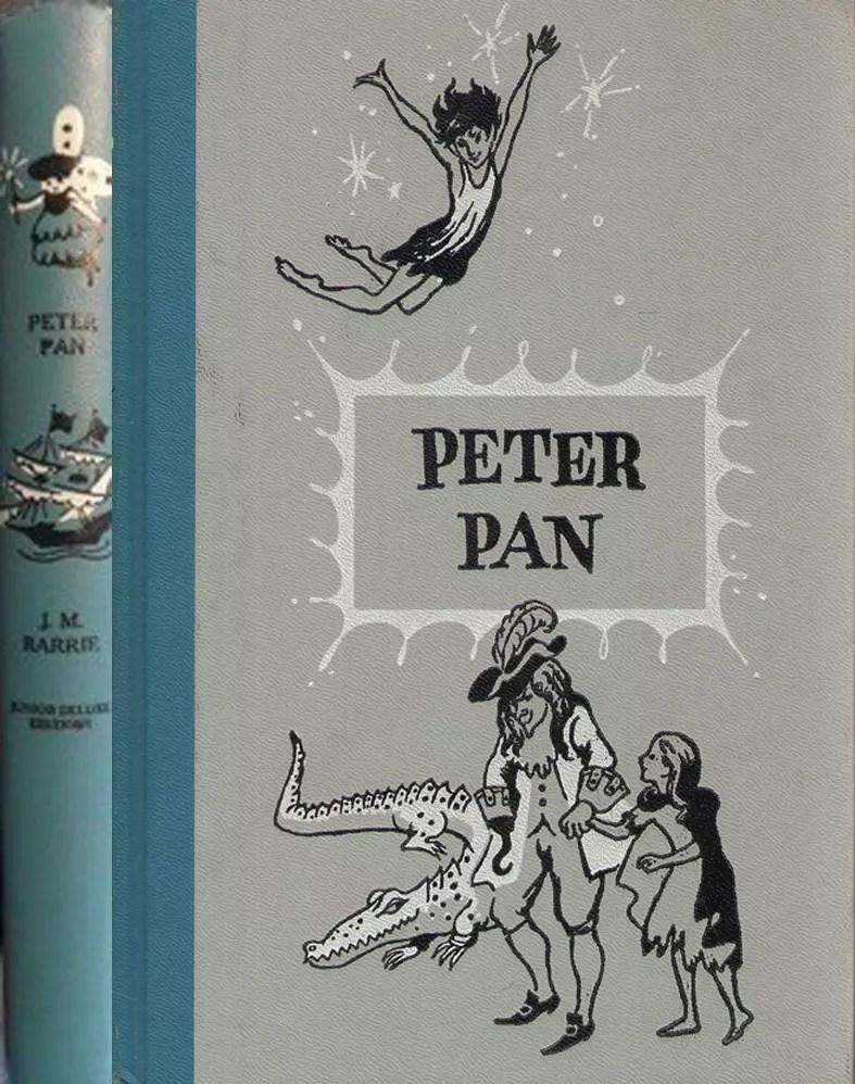 JDE Peter Pan FULL cover